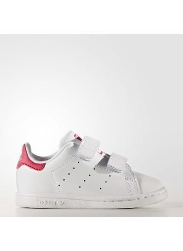 adidas Adidas Bebek Günlük Ayakkabı Bz0523 Stan Smith Cf I Beyaz